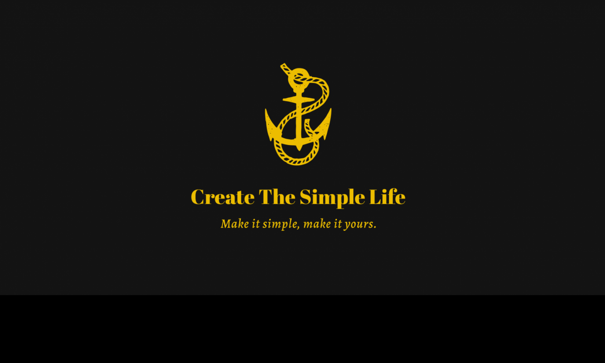 3ae06bf86d6c8 Welcome to create the simple life - THE MOST SIMPLE THINGS CAN BRING ...